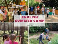 English Summer Camp 2021